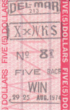 Free Download Program Del Mar Horse Race Program further Harness Race Picks furthermore 80302072 together with File Tokyo Racecourse aerial 1989 besides ProgDmr. on los alamitos race track