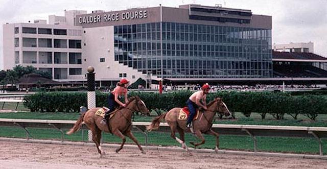 Calder Race Course