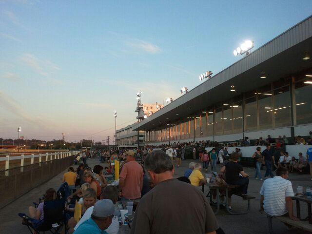 Fairmount Park Race Track